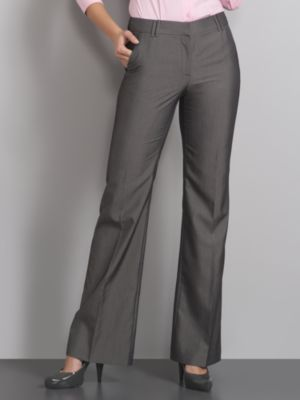 womens wide bottom pants