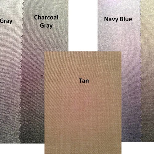 Classic Color Swatches