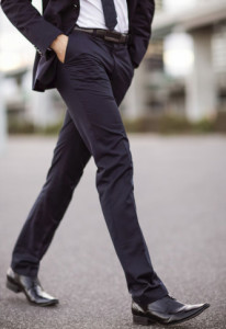 Fitted Dress Pants